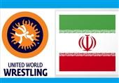 بازتاب خبر برگزاری وبینار مربیگری کشتی ایران در سایت اتحادیه جهانی