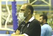 ترکاشوند: امیدوارم داور اشتباه خود را قبول کند/ بازیکنان گنبد عالی کار کردند