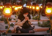 پرچم مزار مطهر 30 هزار شهید بهشت زهرا(س) تعویض میشود