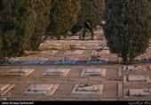 327 گلزار شهدای استان یزد غبارروبی و عطرافشانی میشود