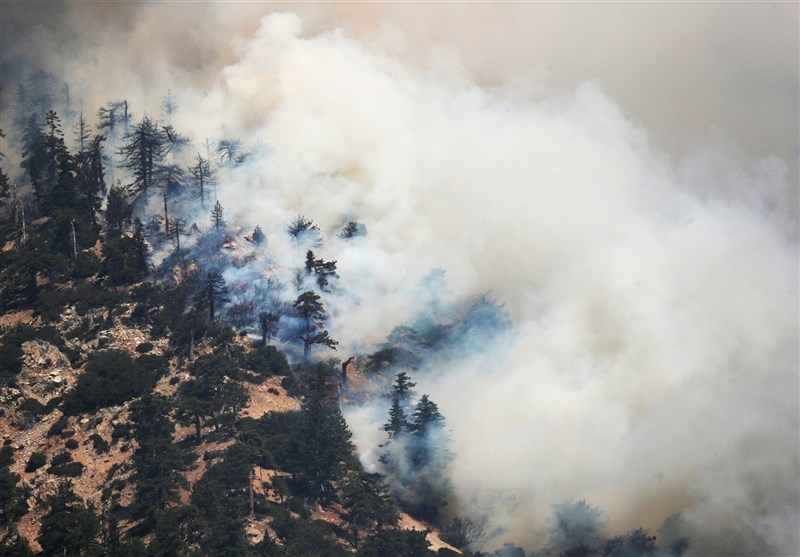 Wildfires, Smoke Continue to Impact US West Coast (+Video)