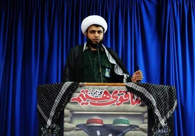 امام جمعه موقت قشم: صدور انقلاب به اقصی نقاط جهان از ثمرات دفاع مقدس است