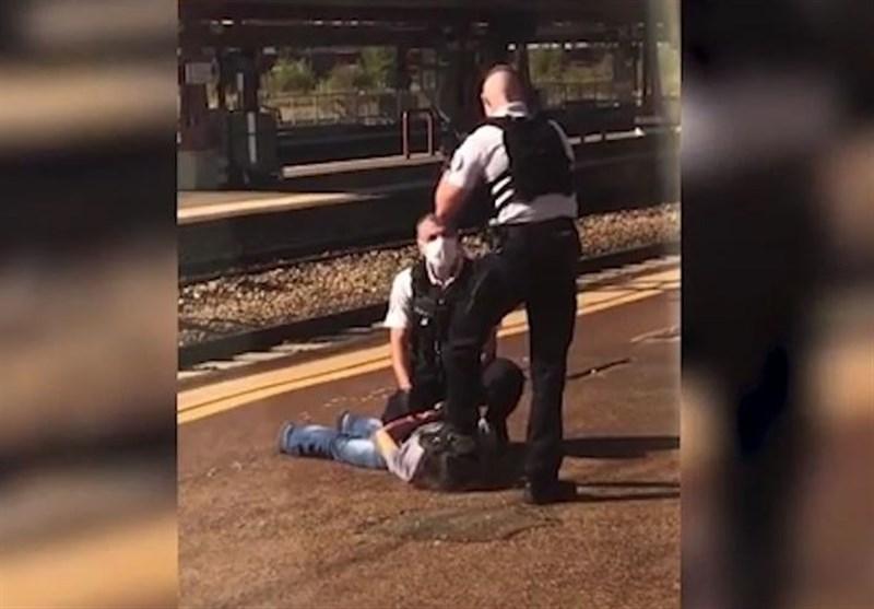 French Police Officer Kicks Man in Head during Violent Arrest (+Video)