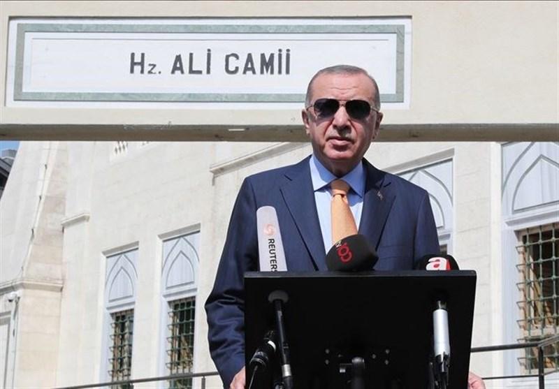 اردوغان: استعفای سراج خبر ناراحت کنندهای بود