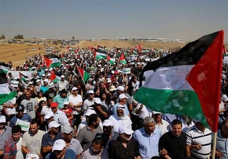 قیادة المقاومة الفلسطینیة الموحدة تحیی یوم غضب فلسطینی رفضا للتطبیع