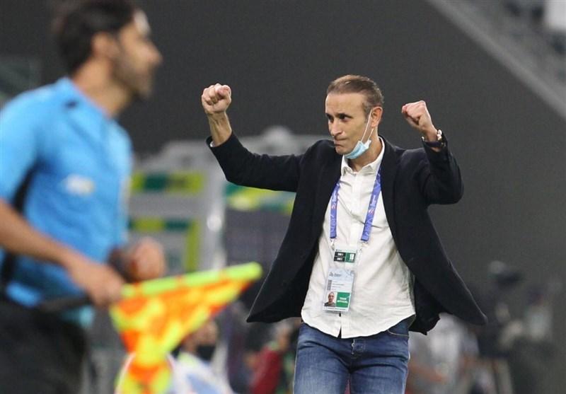 Persepolis Needs Three Points: Yahya Golmohammadi