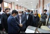پنج محصول سلامتمحور علوم پزشکی کرمانشاه با حضور معاون رئیس جمهور رونمایی شد