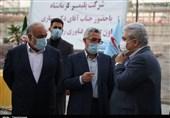 گزارش سفر معاون رئیسجمهور به کرمانشاه / تولید «کاتالیست» ایرانی که جایگزین نوع ژاپنی میشود