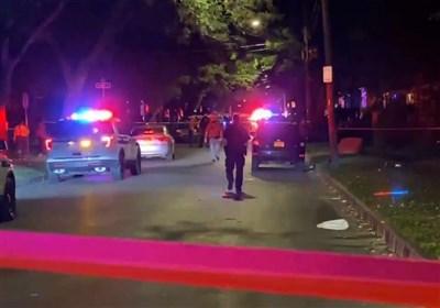 کشته و زخمی شدن ۵ نفر در تیراندازی آمریکا