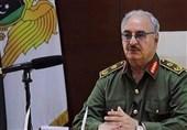شرط حفتر برای از سرگیری صادرات نفت لیبی