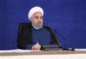 روحانی: سریعا علل واژگونی اتوبوس خبرنگاران بررسی شود