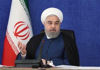 اظهار امیدواری روحانی برای رای اعتماد مجلس به رزمحسینی