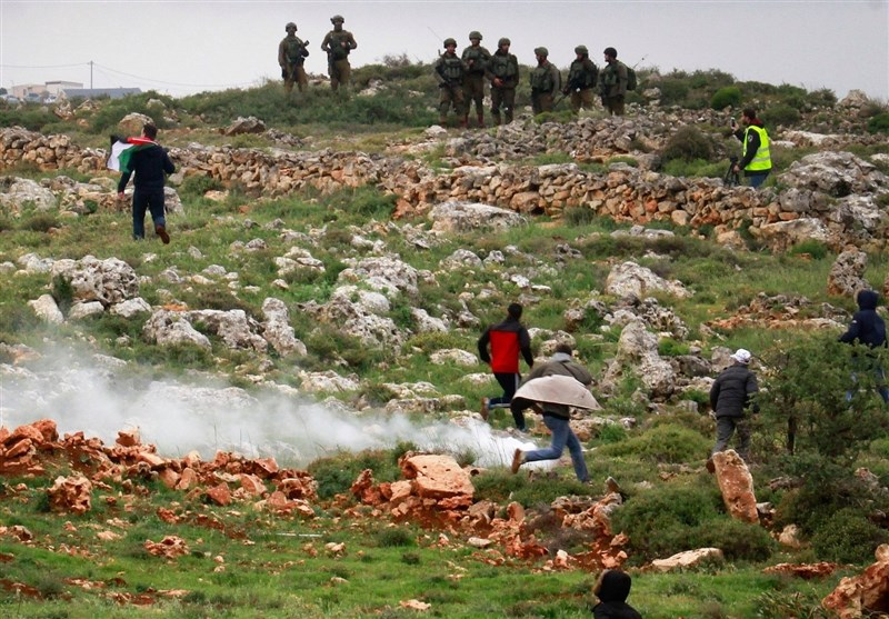 Clashes Break Out As Palestinian Protesters Try to Plant Trees near Nablus (+Video)