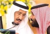 عربستان|ادعای اختلاف پادشاه و ولیعهد درباره سازش با اشغالگران
