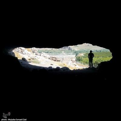 غار تاریخی تمتمان ارومیه