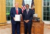 حضور اولین سفیر سودان در آمریکا پس از 23 سال