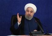 روحانی: واقعیات دفاع مقدس میتواند در کتب درسی و دانشگاهی مطرح شود