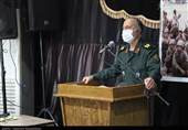 نشست خبری مدیرکل حفظ آثار دفاع مقدس مازندران به روایت تصویر