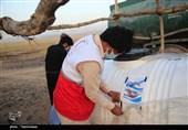 بیش از 6000 نفر از سومین دوره طرح ملی نذر آب استان کرمان بهرهمند شدند + تصاویر