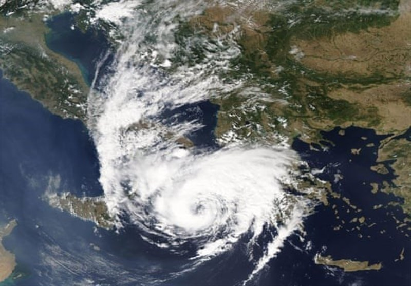 Two Dead As Rare Hurricane-Force Storm Lashes Greece (+Video)