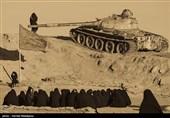 سرزمین نور - منظقه عملیاتی شلمچه