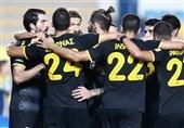 سوپرلیگ یونان| آاِک آتن فصل را با پیروزی شروع کرد