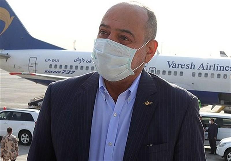 زنگنه: ترکیه هنوز پاسخ رسمی برای ازسرگیری پروازها نداده است