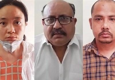 هند ۳ نفر را به اتهام جاسوسی برای چین دستگیر کرد