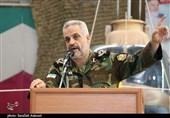 فرمانده قرارگاه جنوب شرق ارتش در کرمان: تمام قد در کنار نظام ایستادهایم
