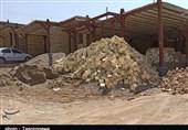 روایت تسنیم از مناطق سیلزده معمولان|خانههای نیمه کاره روی دست سیلزدگان در آستانه فصل بارش+تصاویر