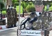 آمادگی ارتش الجزایر برای برگزاری همه پرسی