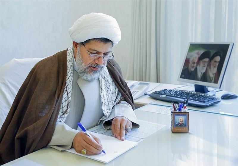 حجتالاسلام شیرازی درگذشت امام جمعه سابق کرمان را تسلیت گفت