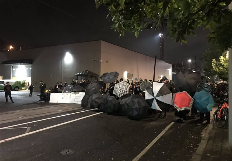 Rioting Resumes in Portland As Wildfires Clear (+Video)