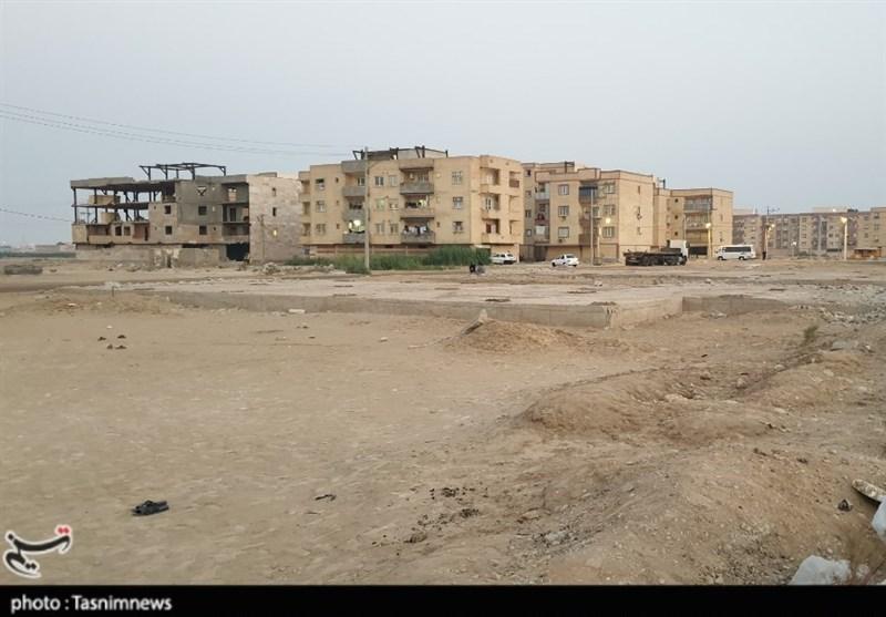 مشکلات مسکن شهر آبیز استان خراسان جنوبی بر طرف میشود
