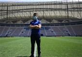 غفوری: جدیت بازیکنان استقلال نشانه خوبی برای پیروزی مقابل الشرطه است/ قلب هواداران با ما خواهد بود