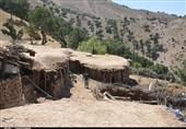 """روستای """"تاکسیسه"""" در استان کهگیلویه و بویراحمد محروماز ابتداییترین زیرساختها است"""