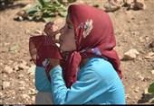 جریان زندگی در یکی از محرومترین بخشهای ایران + تصاویر