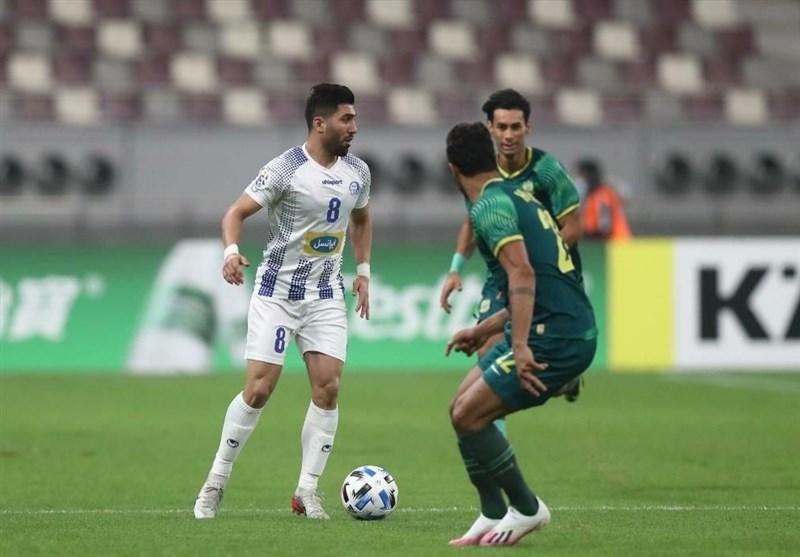 لیگ قهرمانان آسیا  برتری فاحش استقلال به روایت آمار مقابل حریف عراقی