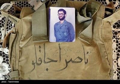 به مناسبت هفته دفاع مقدس / شهید ناصر اجاقلو