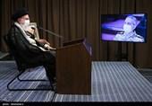 سخنرانی مقام معظم رهبری به مناسبت هفته دفاع مقدس