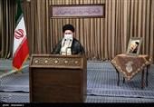 الإمام الخامنئی: الجمهوریة الإسلامیة باتت الیوم أکثر قوة من ذی قبل
