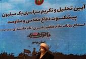 امام جمعه بوشهر: رزمندگان اسلام با توان فوقالعادهای مقابل تهدیدات استکبار جهانی ایستادهاند