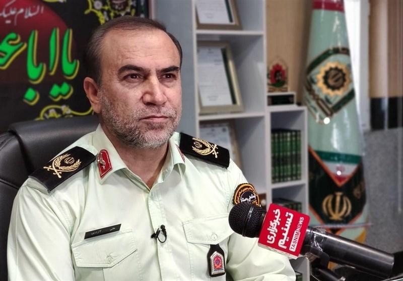 فرمانده انتظامی کردستان: بسیج در همه عرصهها خدمتگزار مردم است