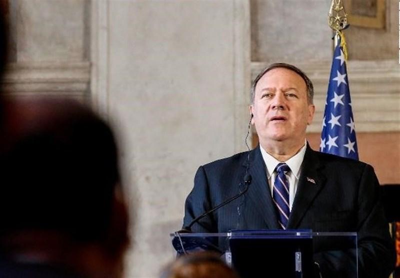 پامپئو: هر کشوری با ایران تعامل کند را مجازات میکنیم