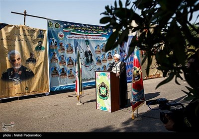 People Commemorate Martyrs of 2018 Terrorist Attack in Ahvaz