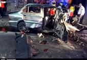 برخورد وانت حامل سوخت با سواری حامل اتباع خارجی 11 کشته و دو مجروح بر جا گذاشت