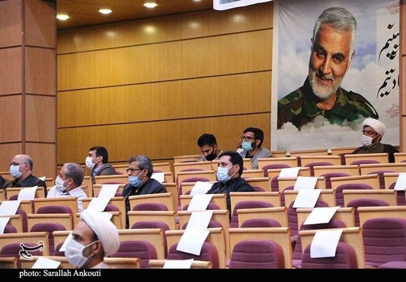 تجلیل از پبشکسوتان دفاع مقدس استان کرمان