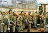 ویدئو| فیلم دیدهنشده از اعزام رزمندگان گنابادی به جبهه