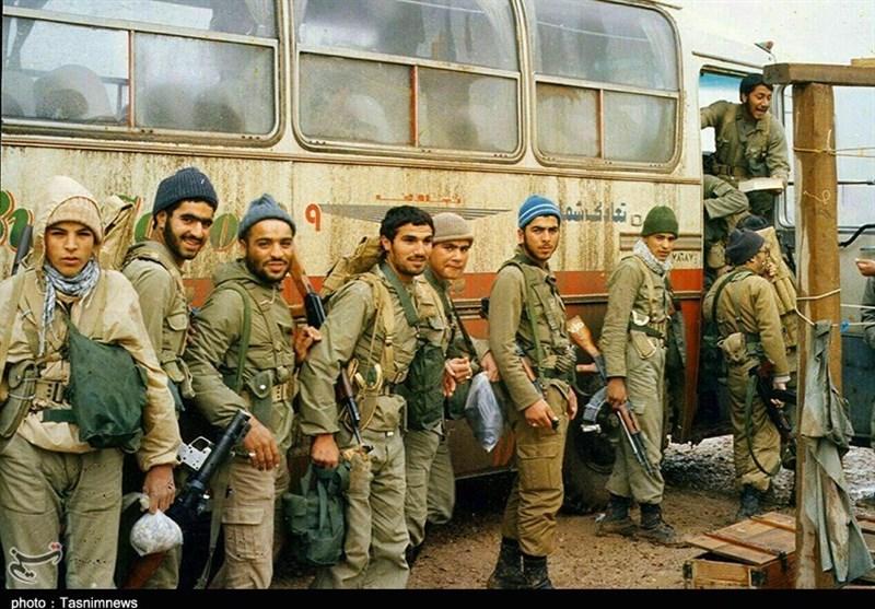 اربعین دفاع|رزمندگان چگونه به جبهه اعزام میشدند؟+عکس و فیلم