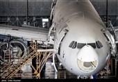اطلاعیه هما درباره نقص فنی هواپیمای بوئینگ حامل دام زنده